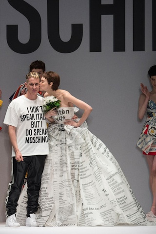 Moschino's Jeremy Scott-Designed Men's Collection Will Debut in London
