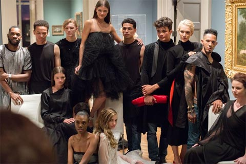The Saint Louis Fashion Fund and André Leon Talley Host the Fluid Fashion Runway Show