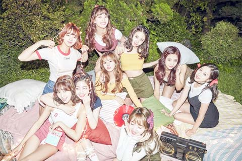Twice Reveals a New Album—And the Secret to Their Selfie-Ready K-Pop Style