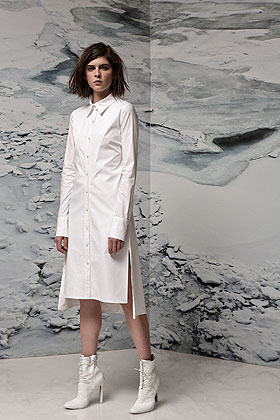 Tess Giberson Fall 2015 Ready-to-Wear