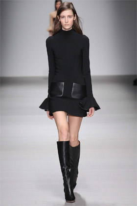 David Koma Fall 2015 Ready-to-Wear