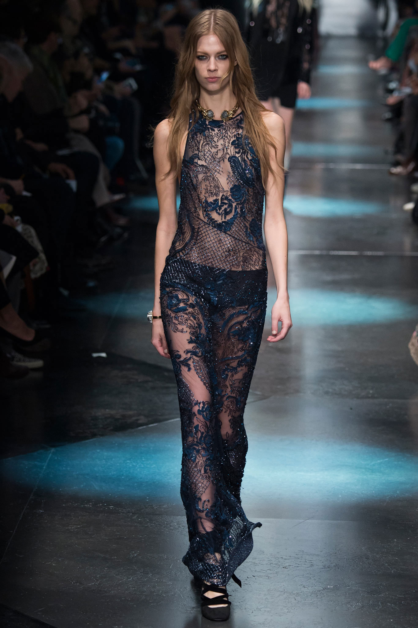 Roberto Cavalli Fall 2015 Ready-to-Wear
