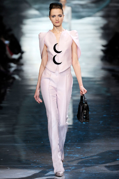 Armani Prive Spring 2010 Couture Collection