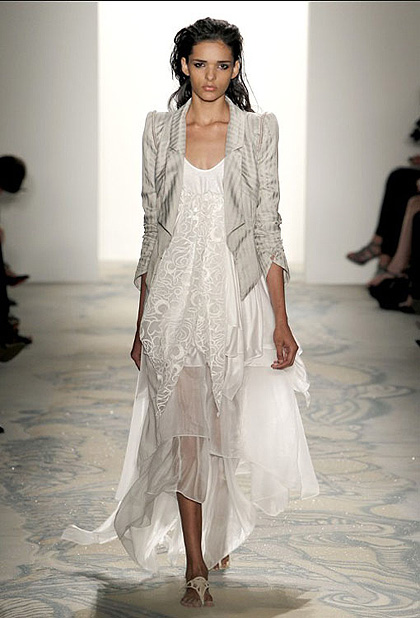 Jen Kao Spring 2011 Ready-to-Wear Collection