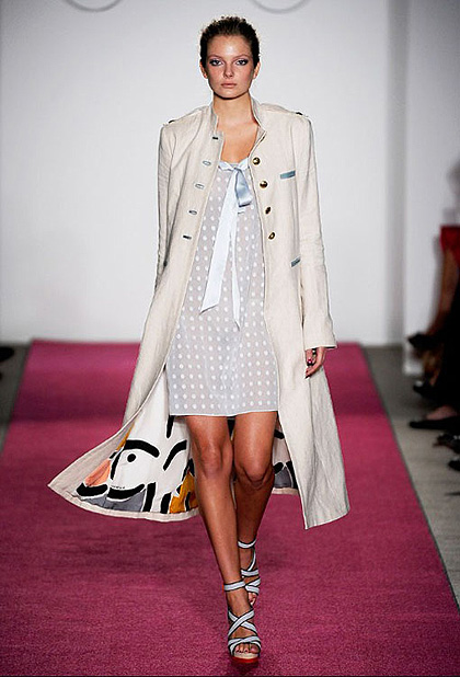 Ruffian Spring 2010 Ready-to-Wear Collection