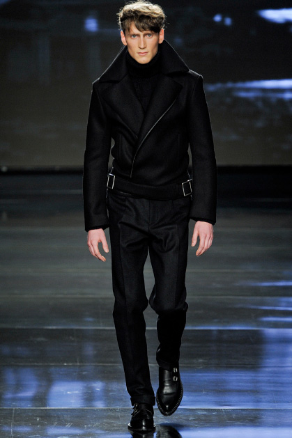 Z Zegna Fall 2011 Menswear Collection