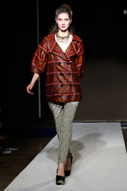 Bensoni Fall 2011 Ready-to-Wear Collection
