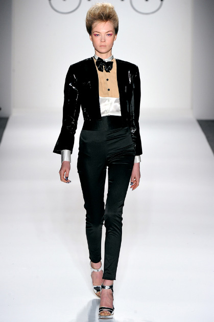 Ruffian Fall 2011 Ready-to-Wear Collection