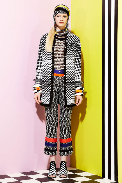 Missoni Fall 2011 Ready-to-Wear Collection