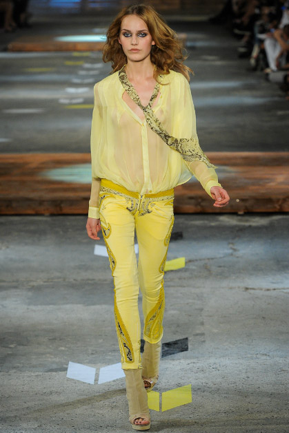 Just Cavalli Spring 2012 Ready-to-Wear