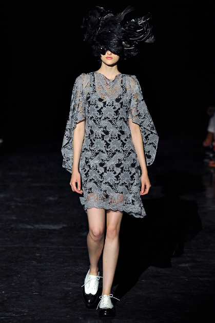 Junya Watanabe Spring 2012 Ready-to-Wear Collection