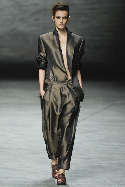 Haider Ackermann Spring 2012 Ready-to-Wear Collection
