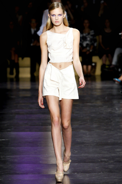 Cacharel Spring 2012 Ready-to-Wear Collection