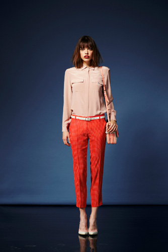 Paul & Joe Resort 2013 Collection Runway Review
