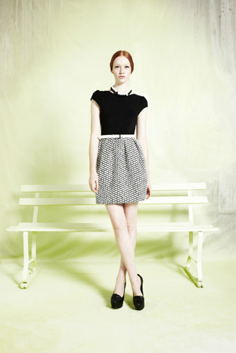Alice + Olivia Resort 2013 Collection Runway Review