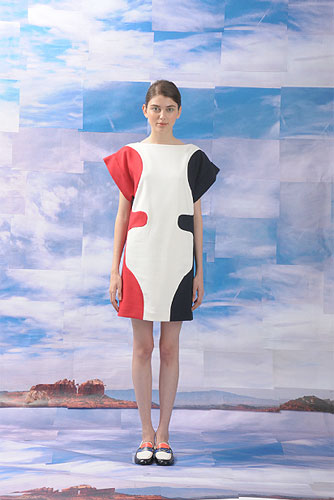Tsumori Chisato Resort 2013 Collection Runway Review
