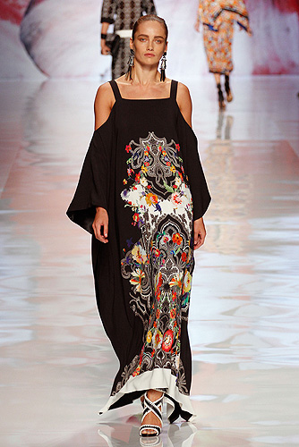 Etro Spring 2013 Ready-to-Wear