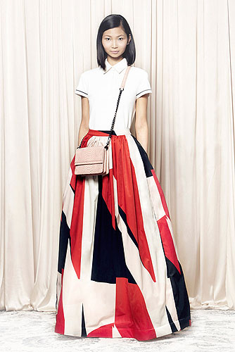 Alice + Olivia Spring 2014 Ready-to-Wear