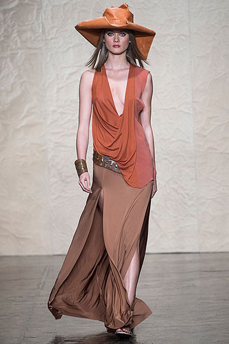 Donna Karan Spring 2014 Ready-to-Wear