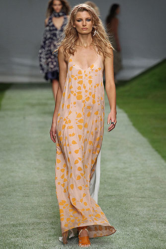 Topshop Unique Spring 2014 Ready-to-Wear