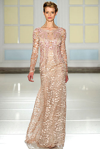 Temperley London Spring 2014 Ready-to-Wear