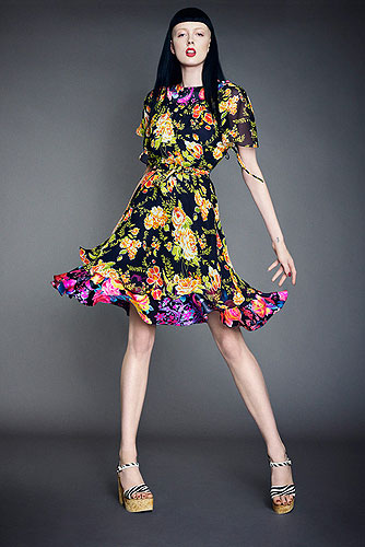 Duro Olowu Spring 2014 Ready-to-Wear
