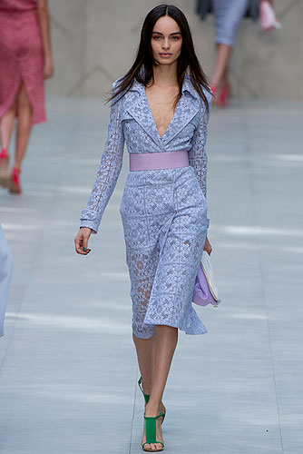 Burberry Prorsum Spring 2014 Ready-to-Wear
