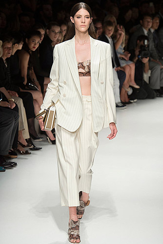 Salvatore Ferragamo Spring 2014 Ready-to-Wear.