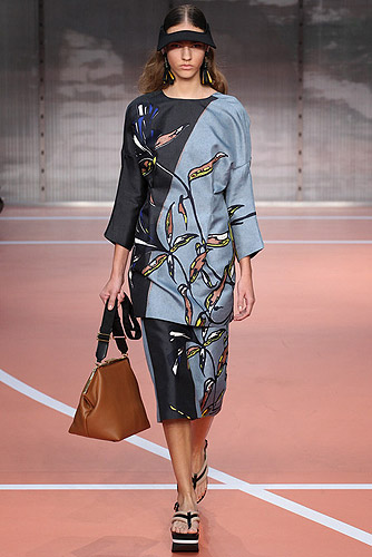 Marni Spring 2014 Ready-to-Wear.