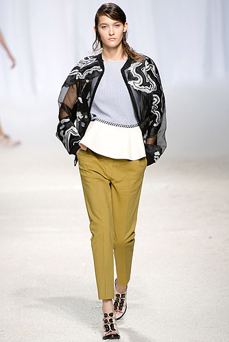 3.1 Phillip Lim Spring 2014 Ready-to-Wear