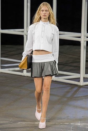 Alexander Wang Spring 2014 Ready-to-Wear