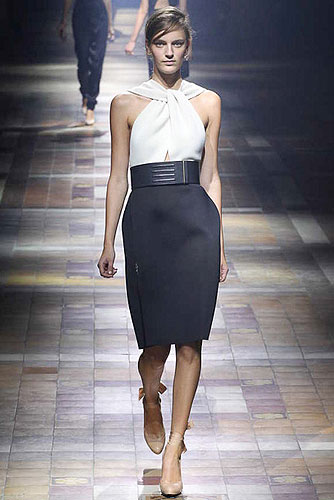 Lanvin Spring 2014 Ready-to-Wear