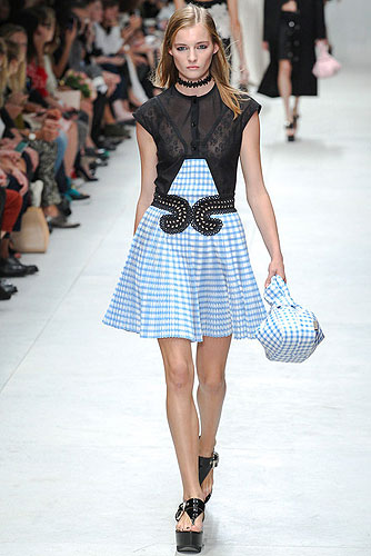Carven Spring 2014 Ready-to-Wear