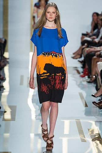 Diane von Furstenberg Spring 2014 Ready-to-Wear