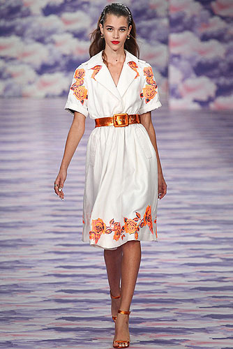 House of Holland Spring 2014 Ready-to-Wear