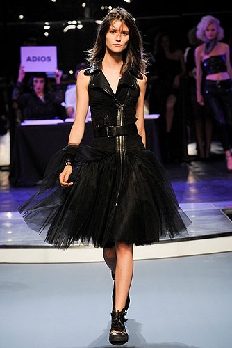 Jean Paul Gaultier Spring 2014 Ready-to-Wear