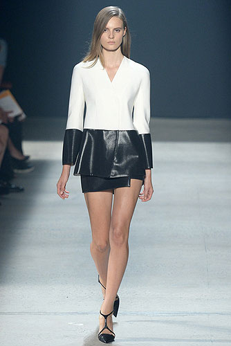 Narciso Rodriguez Spring 2014 Ready-to-Wear