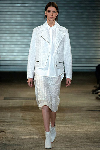 Richard Nicoll Spring 2014 Ready-to-Wear