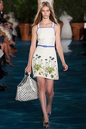 Tory Burch Spring 2014 Ready-to-Wear