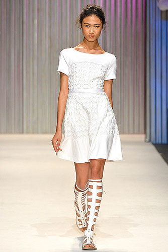 Tracy Reese Spring 2014 Ready-to-Wear