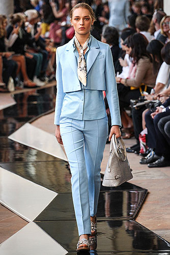 Trussardi Spring 2014 Ready-to-Wear