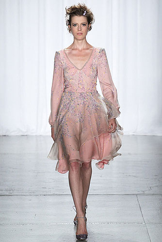 Zac Posen Spring 2014 Ready-to-Wear