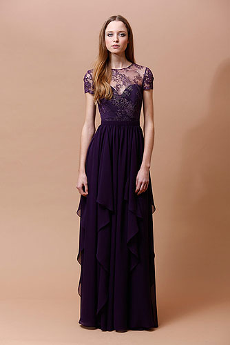Badgley Mischka Pre-Fall 2014