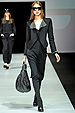 Emporio Armani Fall 2011 Ready-to-Wear Collection