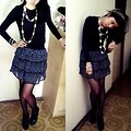Want you to marry me - Black jumper, bossini, Floral ruffles skirt, Weeken, ring, Weeken, Black boots, Weeken, Rehana Silver, Indonesia