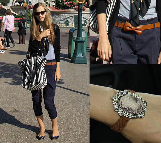 Keep on runnin'  - Bracelet, Topshop, Trousers, Weeken, Karolina S, Poland