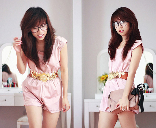 Stuck in time  - Playsuit, Weeken, Linda Tran, Vietnam
