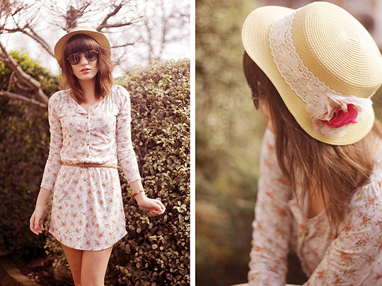Can't wait for summer!  - Hades, Bershka, Hat, Weeken, Dress, Weeken, Anouska Proetta Brandon, United Kingdom