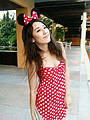 Minnie mouse :D , Polka dot dress, Weeken, Little B, Thailand