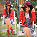 2000, Hat, Forever21, Dress, Weeken, Jacket, Weeken, Kani, Australia